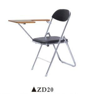 Folding Training Chair Zd20 with Writing Table pictures & photos