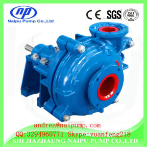 Centrifugal Flotation Heavy Duty High Efficiency Slurry Pump pictures & photos