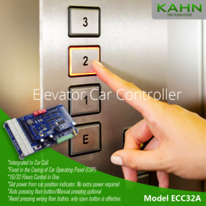 16/32 Floors Elevator/Lift RFID Card Hotel/Apartment Car Controller
