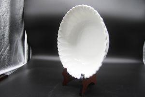 Ceramic Dishes for Hotel Restaurant 10′′ Round Chrysanthemum Discs pictures & photos