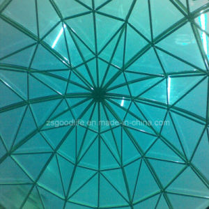 Unbreakable Polycarbonate Solid Sheet for Domes pictures & photos