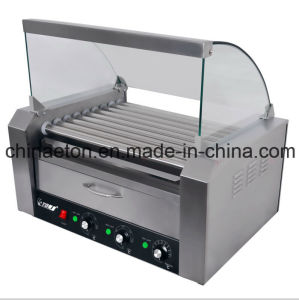 9 Roller Hot-Dog Roller with Warming Case (ET-XCJ-B-9) pictures & photos