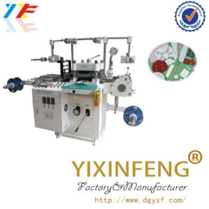 Automatic Mobile Phone Film Punching Die Paper Cutting Machinery pictures & photos
