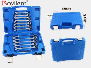 12 PCS Metric Plastic Box Ratchet Wrench Set Ratchet Wrench