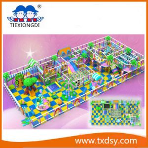 China Best Manufacturer of Indoor Playground pictures & photos