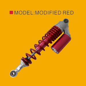 Modified Red Shock Absorber, Motorcycle Shock Absorber for Bajaj pictures & photos