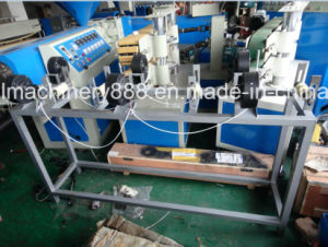 PVC Coated Flexible Metal Hose Production Line