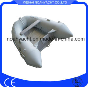 Small Hypalon Floating Inflatable Boat for Sale pictures & photos