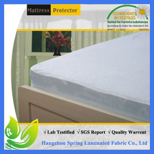 Bed Bug Proof & Water Proof Terry Mattress Protector pictures & photos