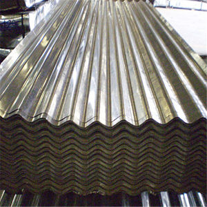 Hot DIP Zinc Coated Roofing Corrugated Steel Sheet pictures & photos