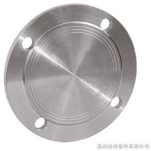Direct From Factory Stainless Steel Pressed Flange Stainless Steel Blind Flange