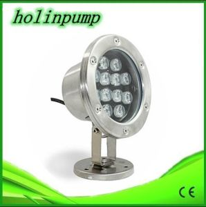 Outdoor Marine Grade Stainless Steel IP68 Waterproof 12V LED Light (HL-PL12) pictures & photos