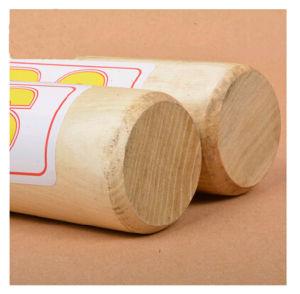 Natural Durable Cheap Baseball Wood Bat pictures & photos