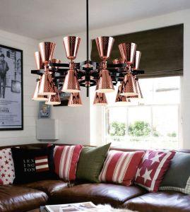 Popular Livingroom Metal Alumiunm Pendant Lamp (KAMD21430-20L-760) pictures & photos
