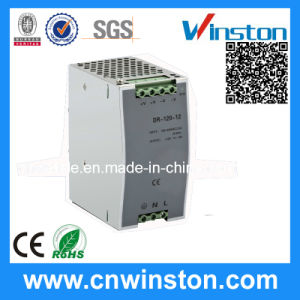 Dr-120 120W DIN Rail Switching Power Supply with CE pictures & photos