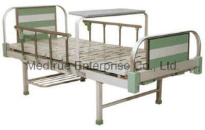 Three Function Electric Hospital Patient Medical Bed (MT05083335) pictures & photos