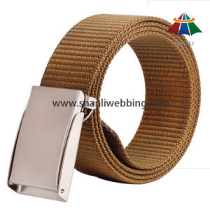 Quality Nylon Mens Western Belts, Casual Belts for Men pictures & photos