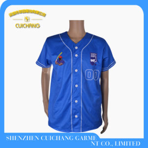 Custom Baseball Jersey pictures & photos
