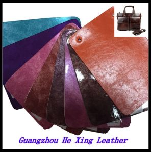 Synthetic PVC Leather for furniture Hand Bag, Sofa, Seat Cover. pictures & photos