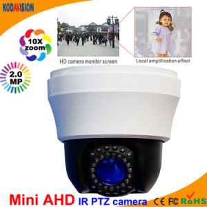 Indoor 2.0 Megapixel Ahd High Speed Mini PTZ Camera pictures & photos