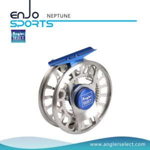 CNC Aluminum Fishing Tackle Fly Reel (NEPTUNE 5-6) pictures & photos