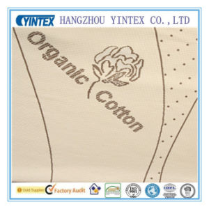 Cotton and Polyester Fabric for Mattress pictures & photos