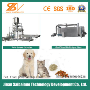 High Capacity Automatic Cat Food Machine pictures & photos