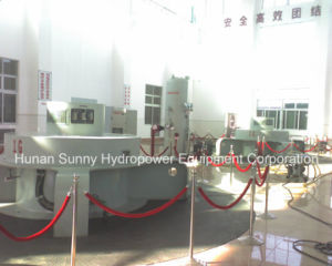 Propeller/Kaplan Hydro (Water) Turbine-Generator4-15m Head/Hydropower / Hydroturbine pictures & photos