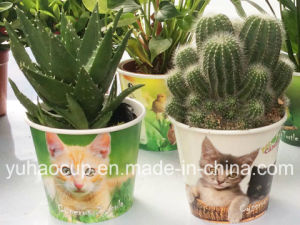 Cheapest Flower Pot Cover (YH-L252) pictures & photos
