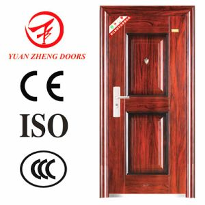 Modern Design Steel Security Doors Made in China pictures & photos