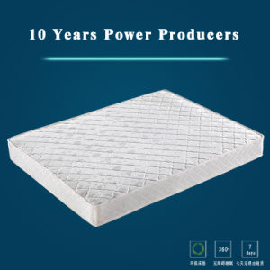 China Fibre Cloth Spring Mattress pictures & photos