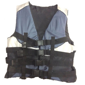 Good Nylon and EPE Foam Life Jacket (HX-V0034) pictures & photos