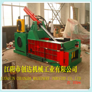 1350kn Recycling Machine Scrap Waste Metal Baler pictures & photos
