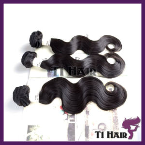Brazilian 7A Human Hair Extension pictures & photos