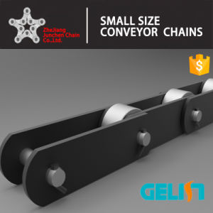 Standard Roller China Manufacturer Double Pitch Conveyor Chains (B series) pictures & photos
