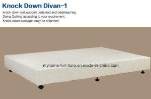 Hotel Use Single Size Beds Box Spring Bed Base