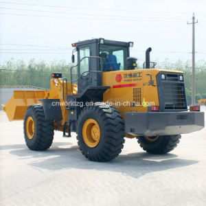 Construction Equipment Earth Moving Loader (W156) pictures & photos