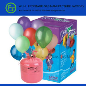 Europe Disposable Helium Cylinder for Happy Time pictures & photos