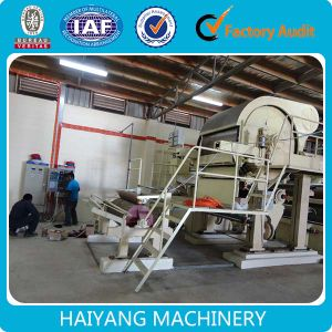 Bathroom Paper Making Machine (DC-1575mm) pictures & photos