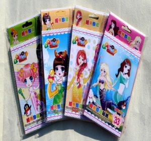 Beautiful Girl Stickers Package Set pictures & photos