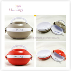 Portable Plastic Food Container Lunch Box pictures & photos