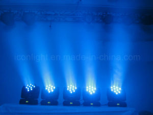 36PCS 3W RGBW Moving Head Beam Lights for Stage pictures & photos