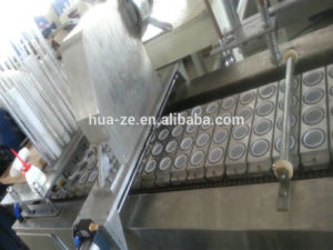 Stretch Film Vacuum Packing Machine for Packing Food pictures & photos