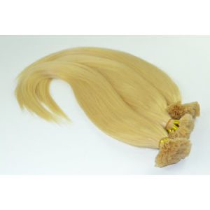 Remy Hair Extensions Silky Straight 14inches U-Tip pictures & photos