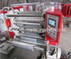 Computer Slitting Rewinder Plastic Film Machine pictures & photos
