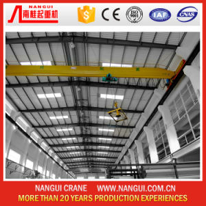 10 Ton Single Beam Warehouse Electric Bridge Crane