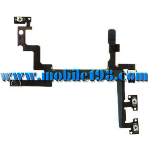 Power Button Flex Cable Ribbon for iPhone 5 Mobile Phone pictures & photos