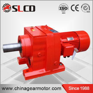 Inline Shaft Foot Mounted R Series Helical Gearbox pictures & photos