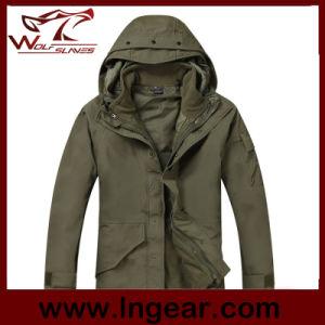 Waterproof Parka Jacket Outdoor G8 Tactical Coat Hoodie pictures & photos