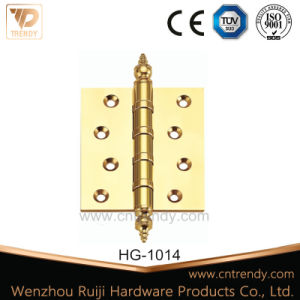 Door Hardware Brass Stainless Steel Door Hinge with 4bb pictures & photos